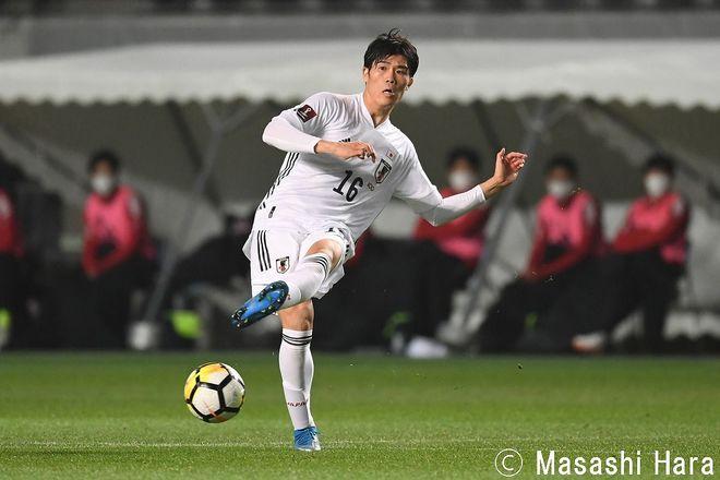 PHOTOギャラリー「ピッチの焦点」 【W杯アジア2次予選 日本代表vsモンゴル代表 2021年3月30日 19:30キックオフ】(原壮史)の画像005