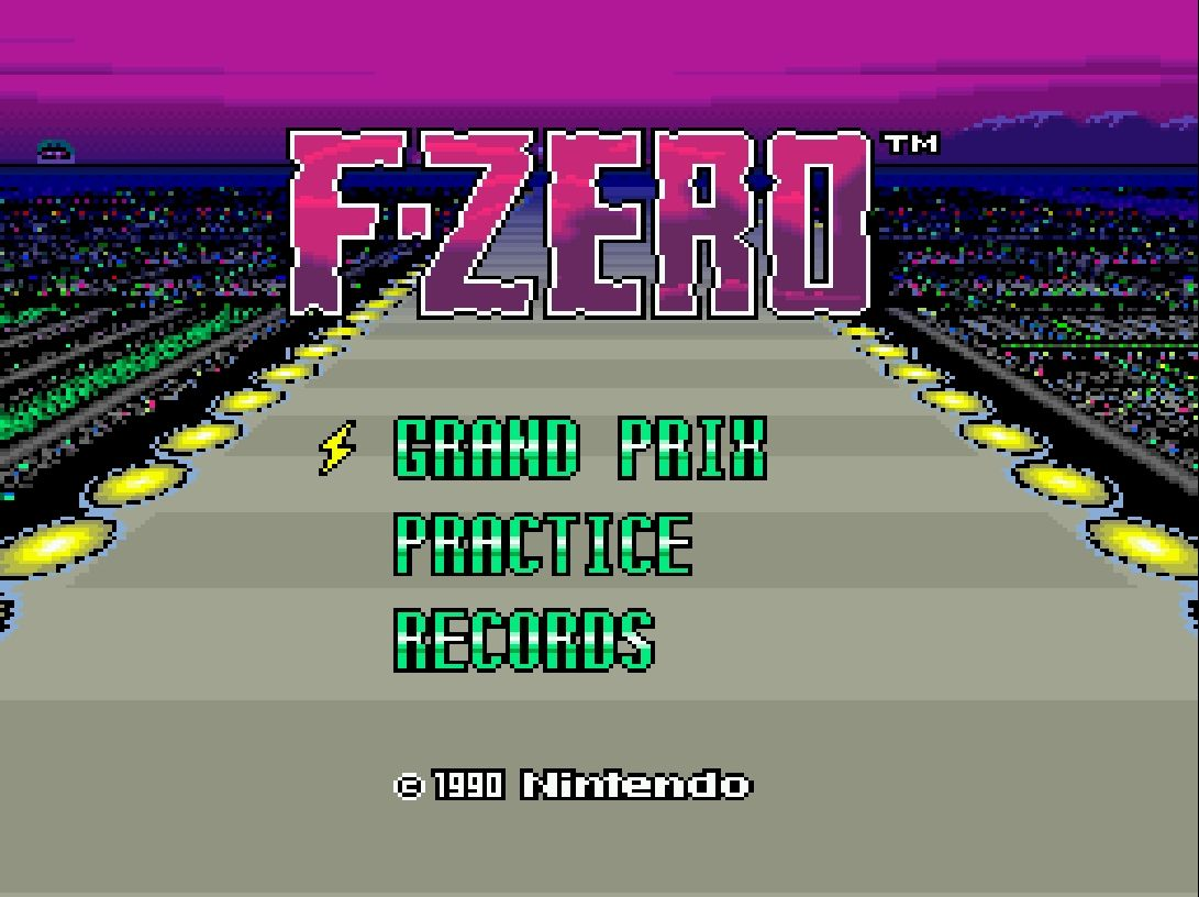 """スーパーファミコン30周年、""""最速""""ローンチタイトル『F-ZERO』が成した偉大な功績とは?の画像001"""