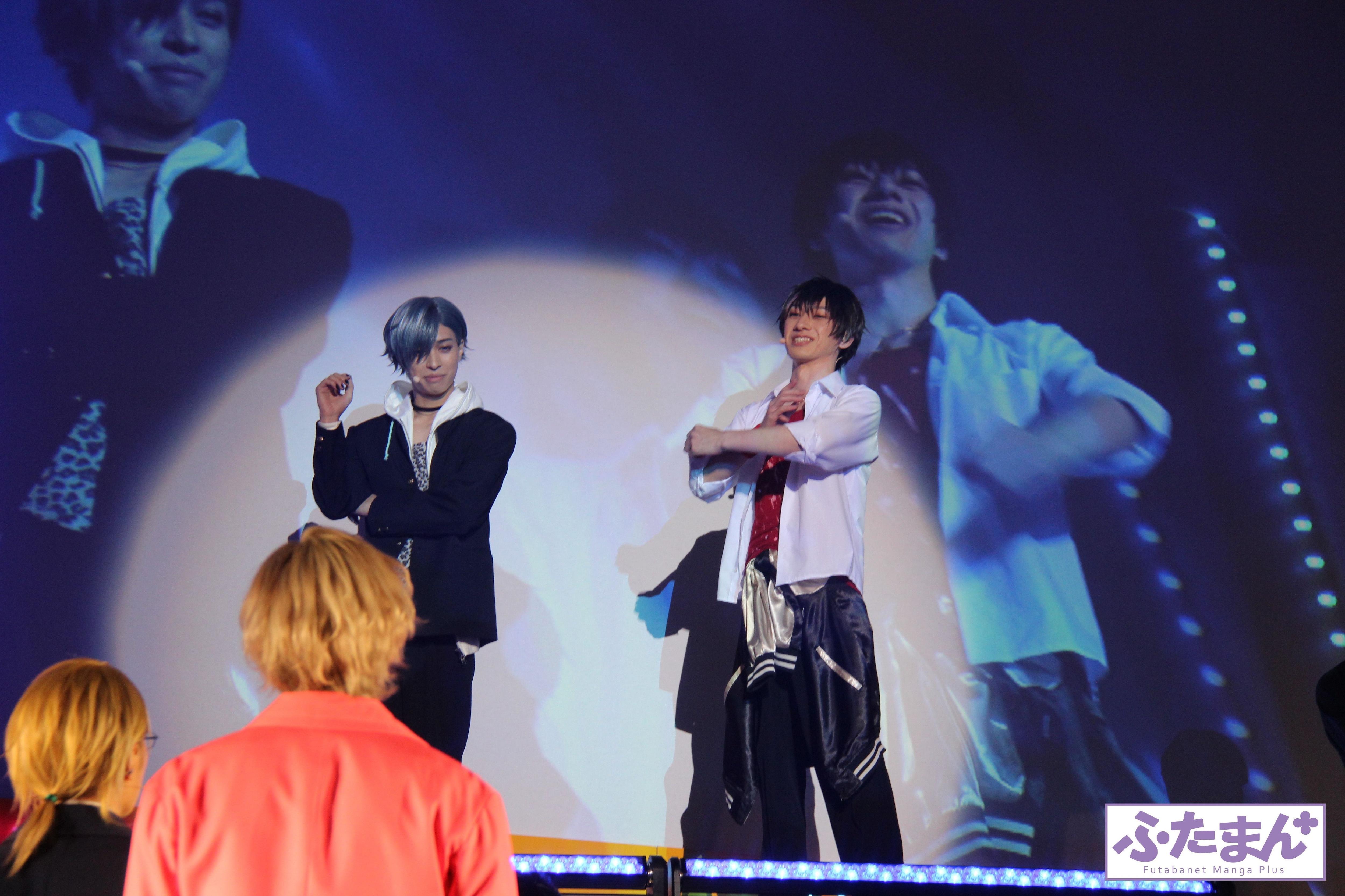 SOARA&Growthが制服姿で青春! 2.5次元ダンスライブ『イブステEp3』開幕の画像013