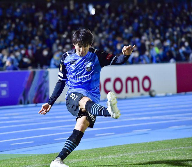 川崎フロンターレ、無敗継続!(1)「2ゴール三笘薫」に指揮官が試合前に話していたことの画像017