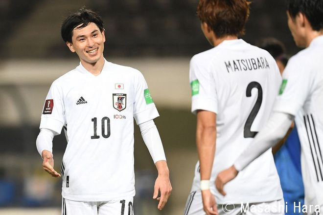 PHOTOギャラリー「ピッチの焦点」 【W杯アジア2次予選 日本代表vsモンゴル代表 2021年3月30日 19:30キックオフ】(原壮史)の画像003