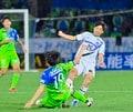 G大阪、総力戦で「2位」死守!(1)苦戦チームをけん引した「パトリックの強靭プレー」の画像008