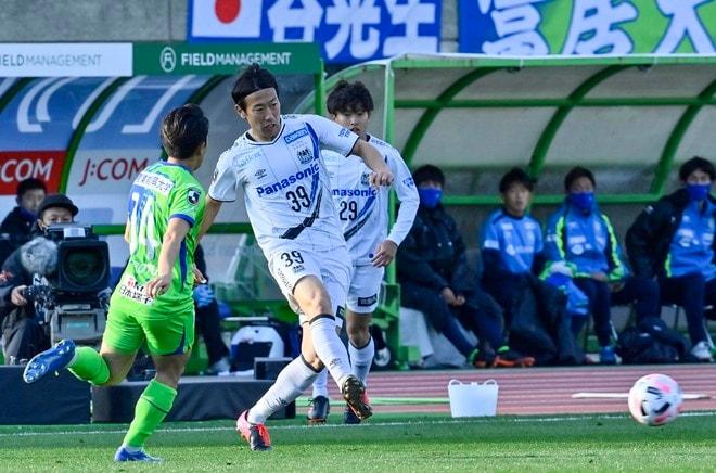 G大阪、総力戦で「2位」死守!(1)苦戦チームをけん引した「パトリックの強靭プレー」の画像020