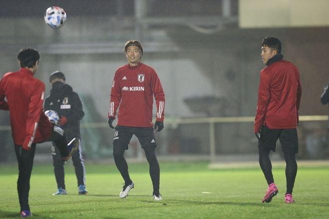 日本代表メキシコ戦直前(1)森保一監督「理想どおりいかなくても、勝っていくのが強いチーム」の画像013