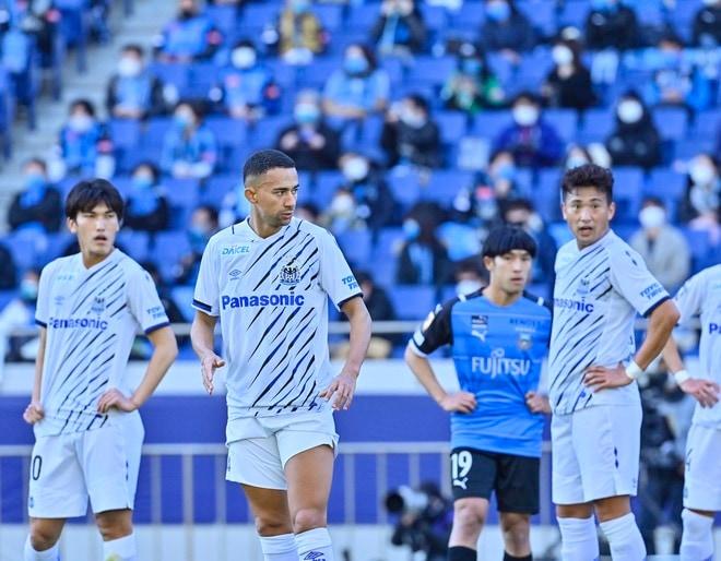 """G大阪、今季を占う初戦(2)同点後に""""分断""""したチームの画像009"""
