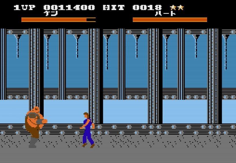 ファミコン芸人フジタ、少年ジャンプ原作「最凶の激ムズ」ソフト『北斗の拳』を語るの画像006