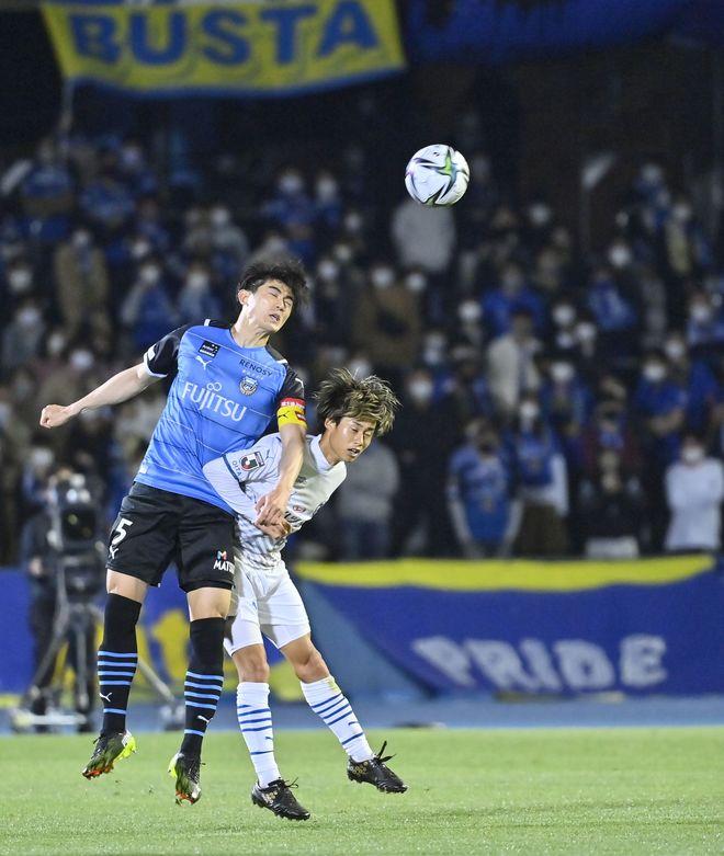 川崎フロンターレ、無敗継続!(1)「2ゴール三笘薫」に指揮官が試合前に話していたことの画像048