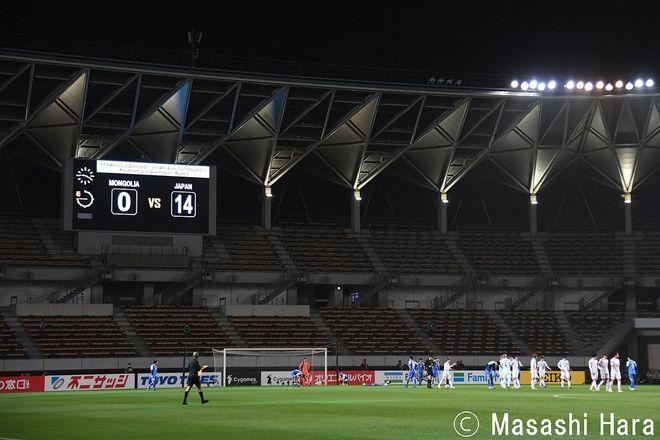 【日本代表】14対0の試合「最も目立たなかった男」【W杯アジア2次予選モンゴルvs日本】 の画像005