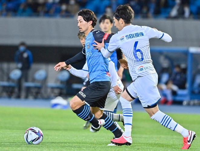 川崎フロンターレ、無敗継続!(1)「2ゴール三笘薫」に指揮官が試合前に話していたことの画像008