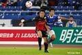 「面白い攻撃サッカーの先に見えるマリノスACL優勝」原悦生PHOTOギャラリー「サッカー遠近」 横浜FMー名古屋の画像001