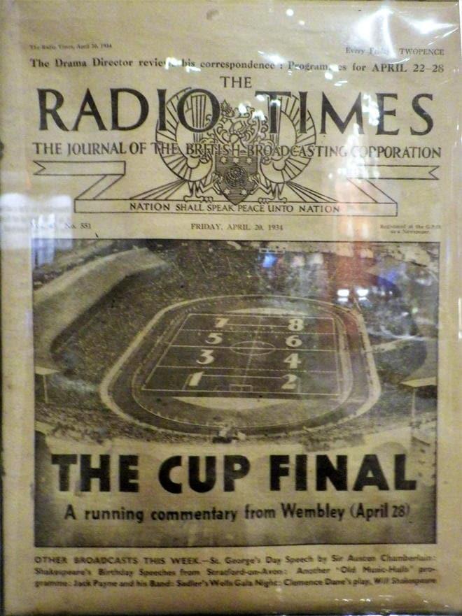 大住良之の「この世界のコーナーエリアから」 連載第41回 言葉だけですべてを伝える「サッカーとラジオの時代」全史の画像001
