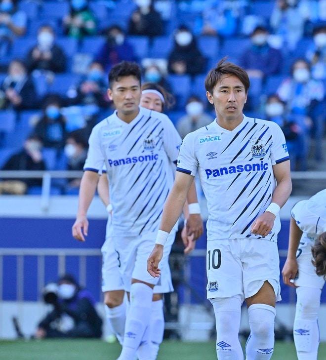"""G大阪、今季を占う初戦(2)同点後に""""分断""""したチームの画像002"""