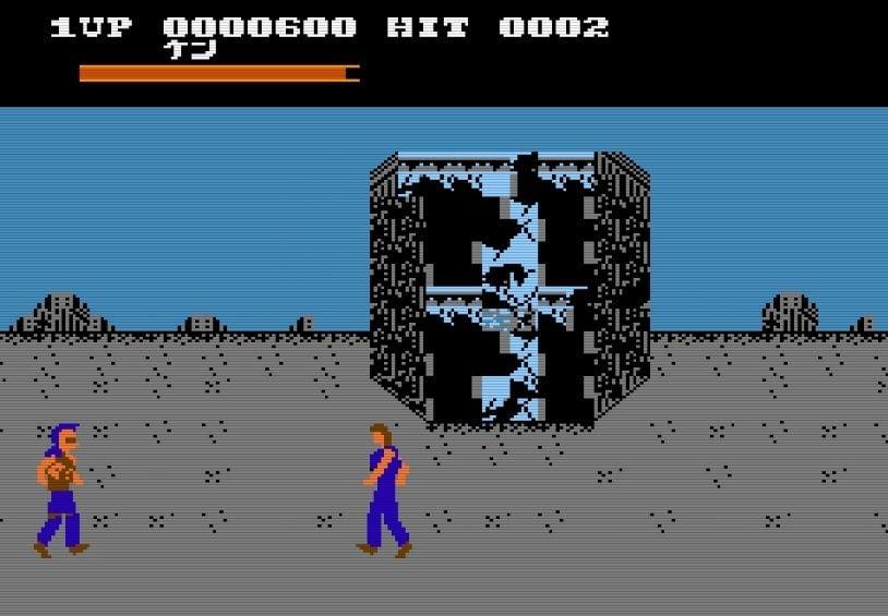 ファミコン芸人フジタ、少年ジャンプ原作「最凶の激ムズ」ソフト『北斗の拳』を語るの画像002