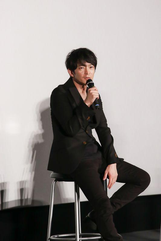 津田健次郎「そんな怒らなくても…」『魔王様、リトライ!』先行上映会に人気声優登壇の画像001