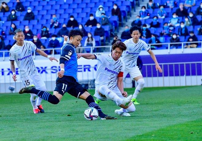 """G大阪、今季を占う初戦(2)同点後に""""分断""""したチームの画像013"""