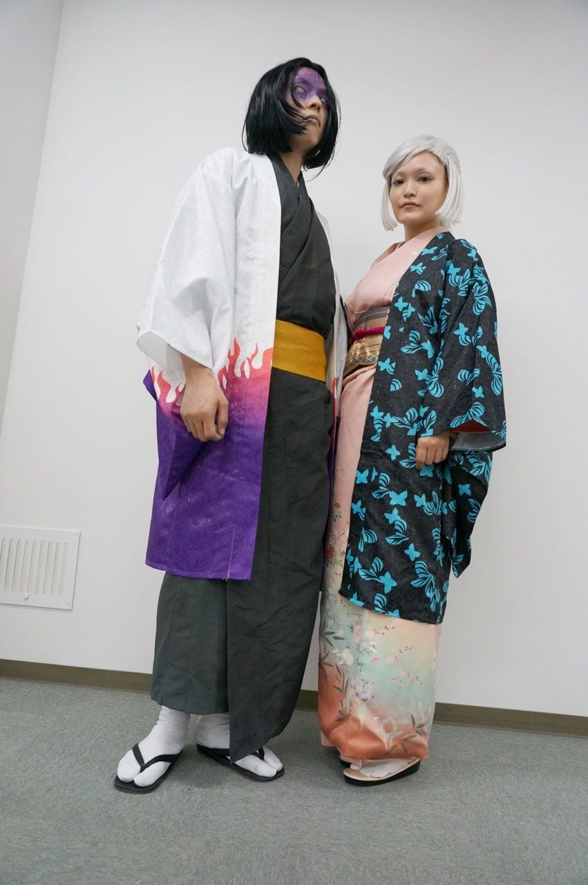 「炭治郎のアザは見なくても描けます」冨岡義勇、我妻善逸『鬼滅の刃』コスプレイヤー座談会開催【その1】の画像007