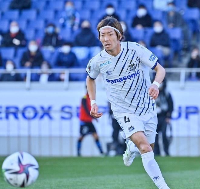 """G大阪、今季を占う初戦(2)同点後に""""分断""""したチームの画像004"""