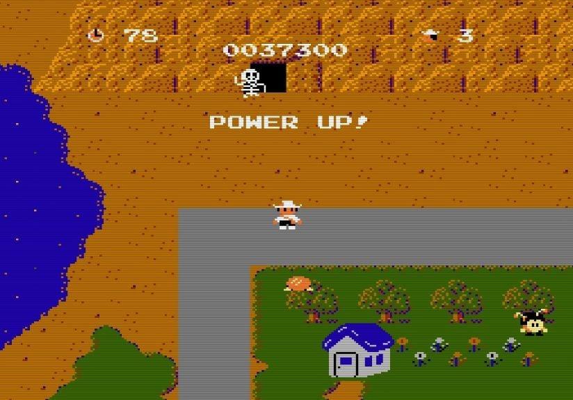 「電車面の記憶しかない」35周年を迎えるファミコン『チャレンジャー』をガチ再チャレンジしてみたの画像005