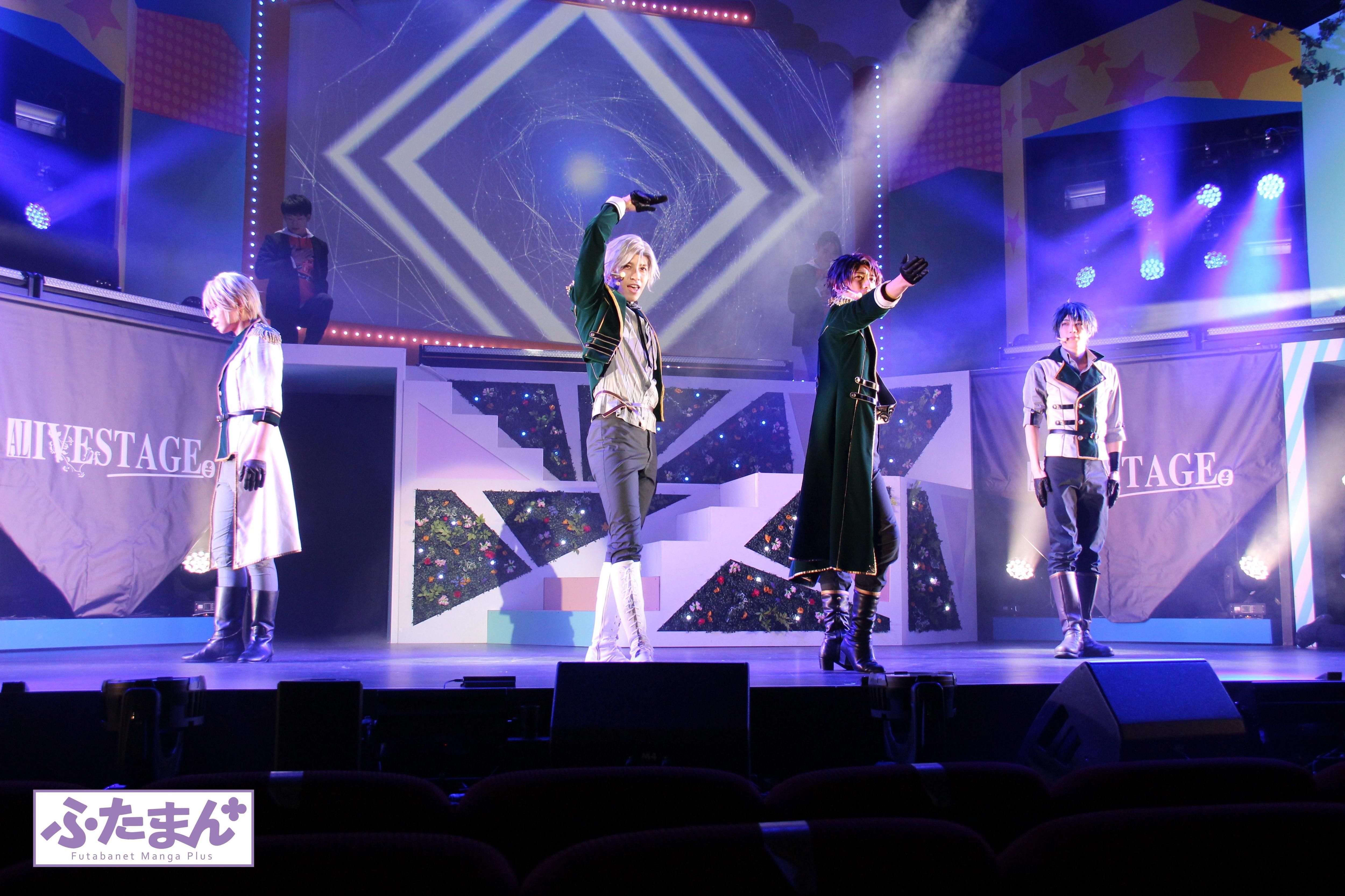 SOARA&Growthが制服姿で青春! 2.5次元ダンスライブ『イブステEp3』開幕の画像019