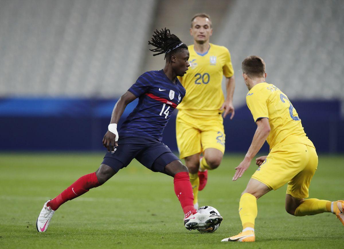 フランス 代表 背 番号
