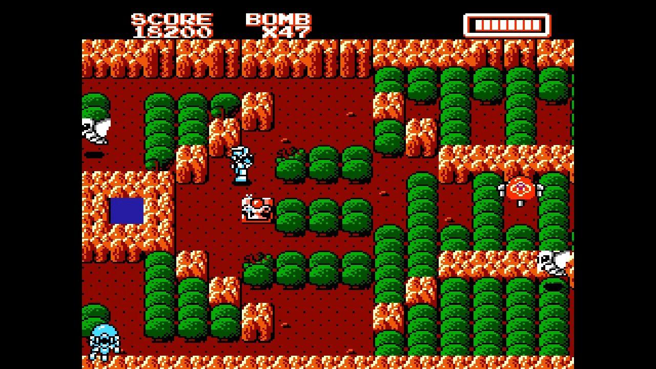 自爆に次ぐ自爆…ファミコン『ボンバーキング』は、ボンバーマンとは似て非なる「超激ムズゲー」の画像003